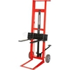 260006 Wesco; Foot Pedal Adjustable Forks Lift Truck 260006 2 Wheel Style 750 Lb.