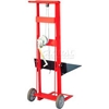 260015 Wesco; Winch Operated Platform Lift Truck 260015 2 Wheel 750 Lb.
