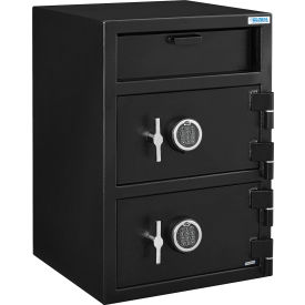 "global industrial™ b-rate depository safe front loading, 2 doors, digital lock, 20""wx20""dx30""h Global Industrial™ B-Rate Depository Safe Front Loading, 2 Doors, Digital Lock, 20""Wx20""Dx30""H"