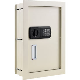 "global industrial™ residential safes expandable depth wall safe - 15""w x 3-1/4""-6""d x 22-1/8""h Global Industrial™ Residential Safes Expandable Depth Wall Safe - 15""W x 3-1/4""-6""D x 22-1/8""H"