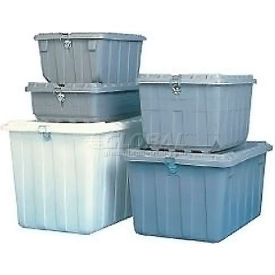 shirley ks 502pg-502pg security shipping container with lid 2 hasps /25-7/8x20-1 / 2x12-7/8 /gray Shirley Ks 502PG-502PG Security Shipping Container With Lid 2 Hasps /25-7/8x20-1 / 2x12-7/8 /Gray