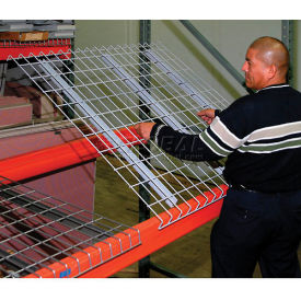 "D4252BB4A1 Wire Mesh Decking 52""W X 42""D X 1-1/2""H"