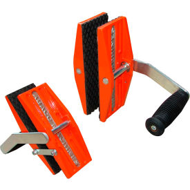 Abaco Single Handed Carry Clamp SHC25 Grip Range 0-25mm, W.L.L. 220 Lb.