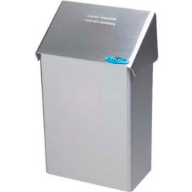 622 Frost Surface Mounted Sanitary Napkin Disposal - Stainless - 622