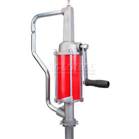 QS-1 Action Pump Pro-Lube Hand Operated Drum Pump QS-1 - Rotary Action