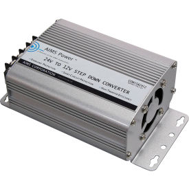 aims power 20 amp 24v to 12v dc-dc converter, con20a2412 AIMS Power 20 Amp 24V to 12V DC-DC Converter, CON20A2412