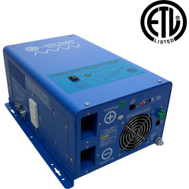 aims power 3000 watt pure sine inverter charger, picoglf30w12v120vr AIMS Power 3000 Watt Pure Sine Inverter Charger, PICOGLF30W12V120VR