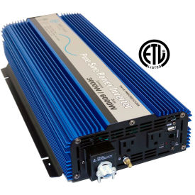 aims power 3000 watt 12 volt pure sine inverter, pwri300012120s AIMS Power 3000 Watt 12 Volt Pure Sine Inverter, PWRI300012120S