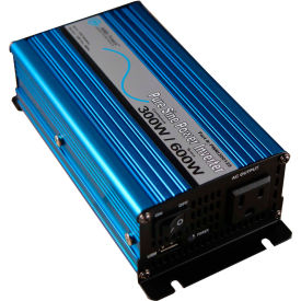 aims power 300 watt 24 volt pure sine inverter, pwri30024s AIMS Power 300 Watt 24 Volt Pure Sine Inverter, PWRI30024S