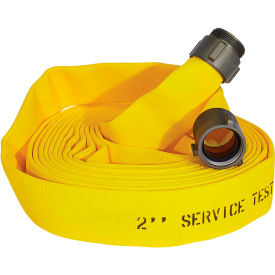 "armored textiles n52h175hdy100n jafline hd double jacket fire hose, 1-3/4"" x 50 ft, 400 psi, yellow Armored Textiles N52H175HDY100N JAFLINE HD Double Jacket Fire Hose, 1-3/4"" X 50 Ft, 400 PSI, Yellow"