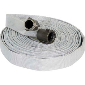 "armored textiles n55h1f100n forest lite single jacket fire hose, 1"" x 100 ft, 300 psi, white Armored Textiles N55H1F100N FOREST LITE Single Jacket Fire Hose, 1"" X 100 Ft, 300 PSI, White"