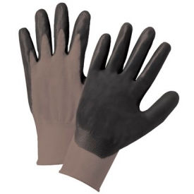 713SNF/M Foam Nitrile Palm Coated Nylon Gloves, PosiGrip; 713SNF/M