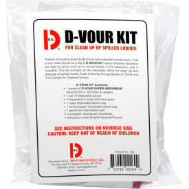 169 Big D DVour Bodily Fluid Clean-Up Kit - 169