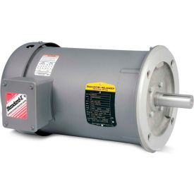 VM3538 Baldor-Reliance Motor VM3538, .5HP, 1725RPM, 3PH, 60HZ, 56C, 3416M, TEFC, F1