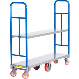 Little Giant® High End Truck with Removable Shelf HE-1660-RS - 16 x 60