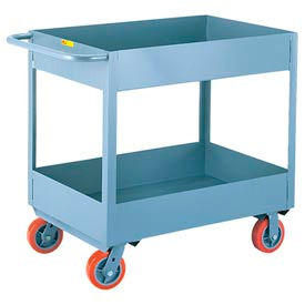 "DS1830X6-6PY Little Giant; Deep Shelf Truck DS1830X6-6PY, 6"" Deep, 18 x 30, 3600 Lb. Capacity"