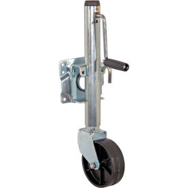 Buyers Products 0091610 Swing Away Marine Trailer Jack - 1000 Lb. Cap.