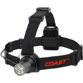 19351 Coast; 19351 HL5 LED Headlamp in Box - Black