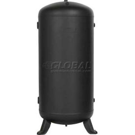 Campbell Hausfeld Air Receiver Surge Tank AR8025, Vertical, 120 Gal., No Top Plate