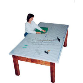 152DP SpeedPress 152DP 4 x 8 Rhino Self Healing Cutting Mat W/ Direct Printed Grid