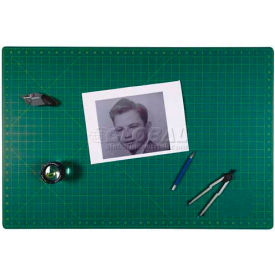 "3x6 SpeedPress 3x6 35.8"" x 71.7"" Magic Self Healing Cutting Mat W/ Direct Printed Grid"