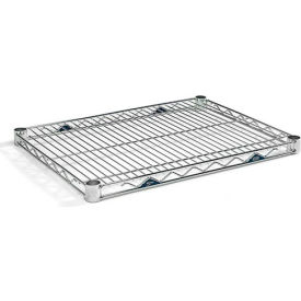 1824BR Metro Extra Shelf For Open-Wire Shelving - 24X18""
