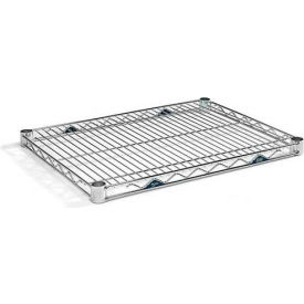 1842BR Metro Extra Shelf For Open-Wire Shelving - 42X18""