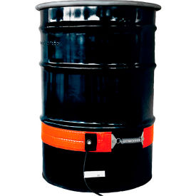 ECONO55-2 Briskheat Indoor/Outdoor Drum Heaters - For Steel Drums - Fits 55-Gallon Drums - 4.2 Amps