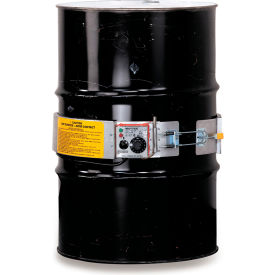 "TRX-5 L/R 120V Expo Engineered Drum Heater TRX-5 L/R 120V 11-1/4"" Dia. With Thermostat Control 60 to 250;F"