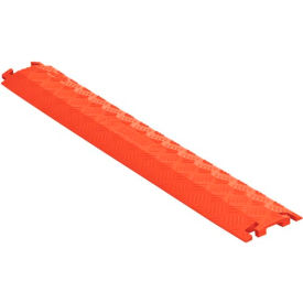 "FL1X1.5-O Fastlane; Drop Over Cable Protector 1 CH 5.25""W - Orange"
