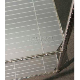 GSM 55 Translucent Shelf Liner 30 x 60