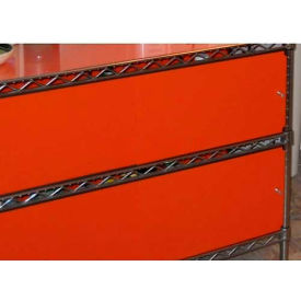 Enclosure Kit - Slide Door 14 x 36 x 13, Orange