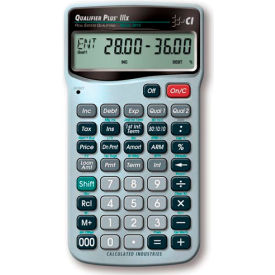 3415 Qualifier Plus IIIx - Advanced Residential Real Estate Finance calculator