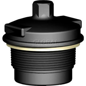 "HMVMN/20MM/027 2"" Male NPS Threaded Dual Action Vent With 4psi Spring"