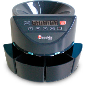 C100 Cassida Coin Counter/Sorter C100