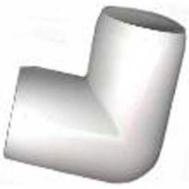 "ell 90° fittings, 1/2""dia., furniture grade pvc, white Ell 90° Fittings, 1/2""Dia., Furniture Grade Pvc, White"