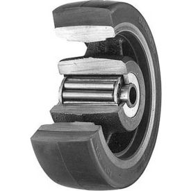 "darnell-rose caster wheel wb-0110-104pbs - black polyurethane 10""dia. 2600 cap. lb. Darnell-Rose Caster Wheel WB-0110-104PBS - Black Polyurethane 10""Dia. 2600 Cap. Lb."