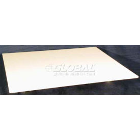 "TB209001 48""L x 30""W x 3/4""H Replacement Poly Table Top"