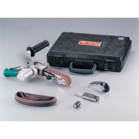 15302 Dynabrade 15302 Dynafile III Abrasive Belt Tool Versatility Kit, .7HP, 20,000 RPM, Front Exhaust