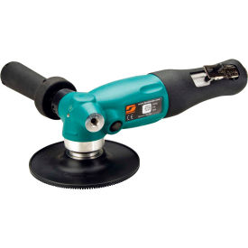 "52635 Dynabrade 52635 5"" Dia. Right Angle Disc Sander, 1.3HP, 12,000 RPM, Rotational Exhaust"