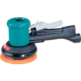 "58430 Dynabrade 58430 5"" Dia. DynaLocke Dual-Action Sander, Non-Vacuum, .45HP, 12,000 RPM"