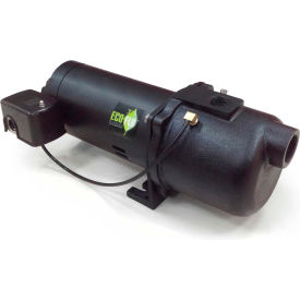eco flo efswj5 shallow well jet pump - 1-1/4 in. fnpt inlet - 1/2 hp - 115/230v - 7 gpm Eco Flo EFSWJ5 Shallow Well Jet Pump - 1-1/4 In. FNPT Inlet - 1/2 HP - 115/230V - 7 GPM