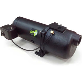 eco flo efswj7 shallow well jet pump - 1-1/4 in. fnpt inlet - 3/4 hp - 115/230v - 10.3 gpm Eco Flo EFSWJ7 Shallow Well Jet Pump - 1-1/4 In. FNPT Inlet - 3/4 HP - 115/230V - 10.3 GPM