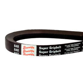 1082262 V-Belt, 1/2 X 51.2 In., A49, Wrapped