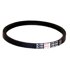 1093806 V-Belt, 3/8 X 22 In., 3L220, Light Duty Wrapped