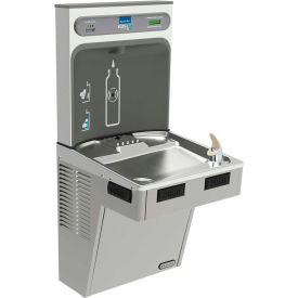 LMABFDWSLK Elkay LMABFDWSLK EZH2O Water Bottle Refilling Station, Single, Non Refrigerated, Filtered,Light Gray