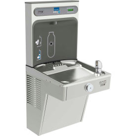 VRCGRN8WSK Elkay VRCGRN8WSK EZH20 Water Bottle Filling Station, Stainless Steel, Green Spec