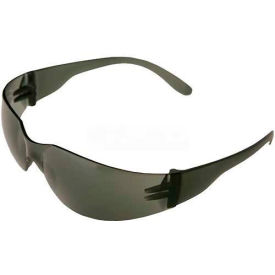 17941 IProtect; Safety Glasses, ERB Safety 17941 - Smoke Frame, Smoke Lens