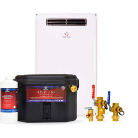 Eccotemp 45H Outdoor 6.8 GPM Liquid Propane Tankless Water Heater Service Kit Bundle - 45H-LPS