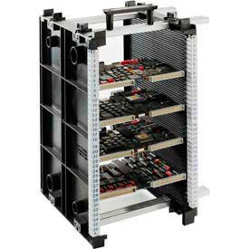 "fancort karry-all model 80 adjustable conductive medium, large pcb rack, 20""w x 12-1/2""d x 18-3/4""h Fancort Karry-All Model 80 Adjustable Conductive Medium, Large PCB Rack, 20""W x 12-1/2""D x 18-3/4""H"
